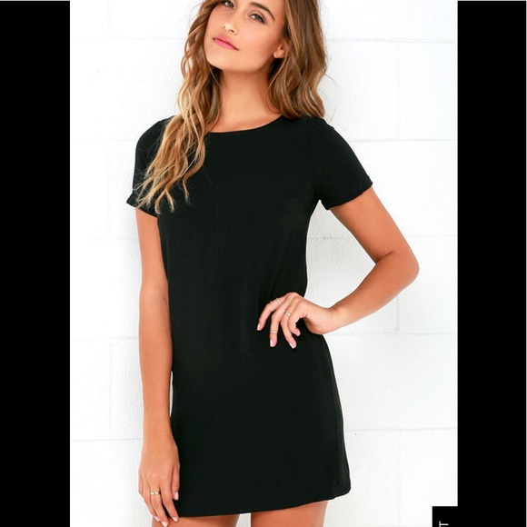 Lulu's Dresses & Skirts - NWOT lulus dress size XS in black